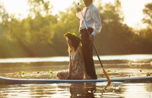 Date on SUP Boards