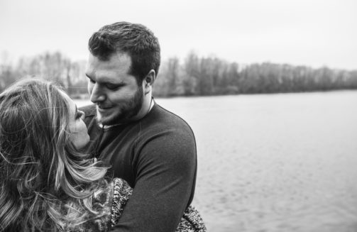 Romantic photosession: Living Loving Laughing
