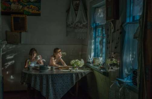 Life in Olbyn: photographing childhood in a countryside