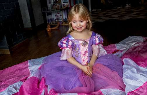 Princess Solia`s 4th birthday!